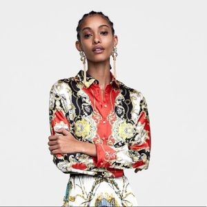 Brand new Zara shirt, size S
